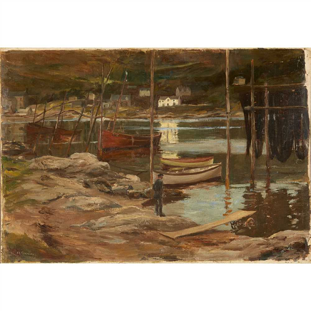 Lot 17-ARTHUR VIVIAN COULING (BRITISH 1890-1962)