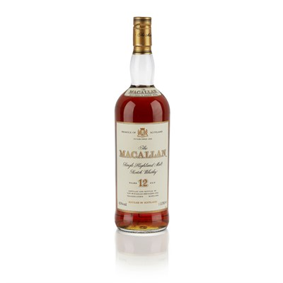 Lot 620-THE MACALLAN 12 YEAR OLD (1990S)
