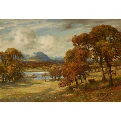 Lot 92 - WILLIAM STEWART MCGEORGE R.S.A. (SCOTTISH 1861-1931)