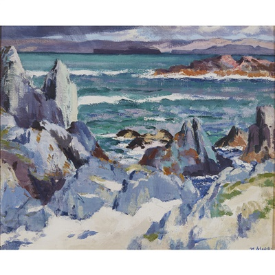 Lot 138 - FRANCIS CAMPBELL BOILEAU CADELL R.S.A., R.S.W. (SCOTTISH 1883-1937)