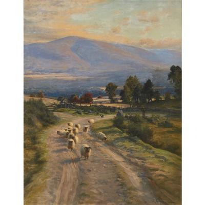 Lot 35 - JOSEPH FARQUHARSON R.A. (SCOTTISH 1846-1935)