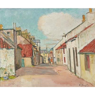 Lot 97 - GEORGE LESLIE HUNTER (SCOTTISH 1877-1931)