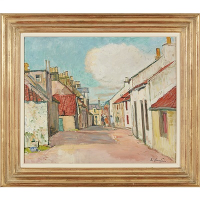 Lot 97-GEORGE LESLIE HUNTER (SCOTTISH 1877-1931)