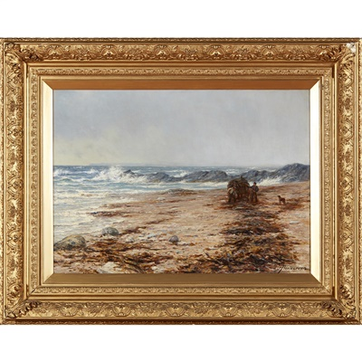 Lot 9-JOSEPH HENDERSON R.S.W. (SCOTTISH 1832-1908)