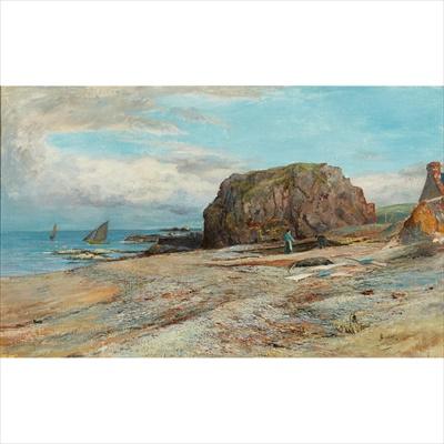 Lot 111 - JOHN SMART R.S.A., R.S.W., R.B.A. (SCOTTISH 1838-1899)