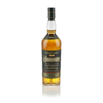 Lot 612-CRAGGANMORE 1984 THE DISTILLER'S EDITION