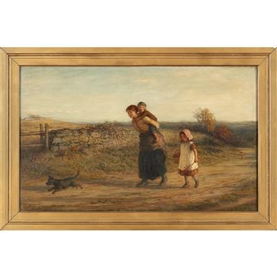 Lot 91 - HUGH CAMERON R.S.A., R.S.W., R.O.I. (SCOTTISH 1835-1918)