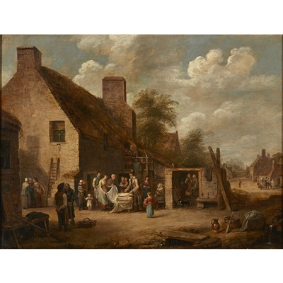 Lot 21-ALEXANDER CARSE (SCOTTISH C.1770-1843)