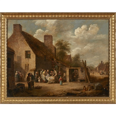 Lot 21 - ALEXANDER CARSE (SCOTTISH C.1770-1843)