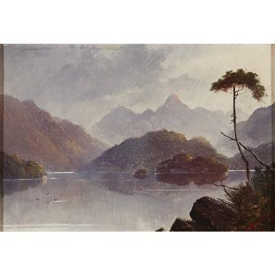 Lot 35-HENRY WILLIAM KIRKWOOD (SCOTTISH 1854–1925)
