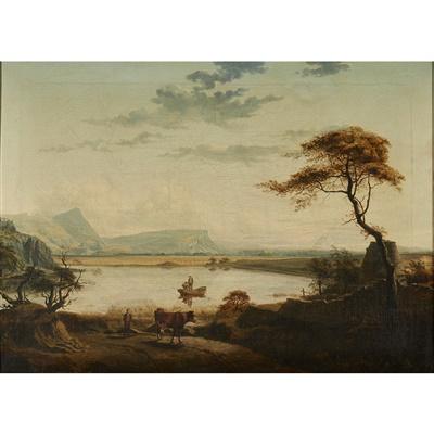 Lot 20 - WALTER GEIKIE R.S.A. (SCOTTISH 1795-1837)