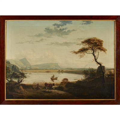 Lot 20-WALTER GEIKIE R.S.A. (SCOTTISH 1795-1837)