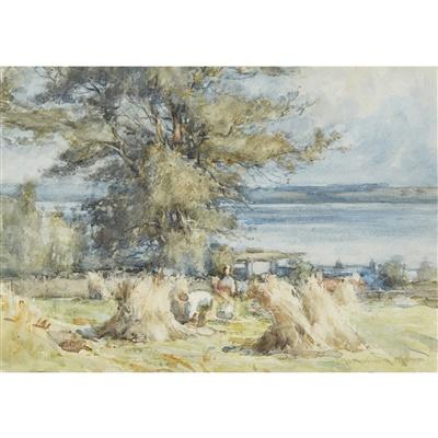 Lot 15-John MacLauchlan Milne R.S.A. (Scottish 1886-1957)