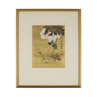 Lot 140 - BONIAN REN (CHINESE 1840-1896)