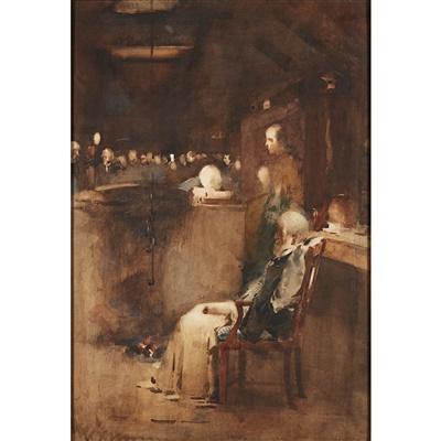 Lot 107 - Arthur Melville A.R.S.A., R.S.W., A.R.S. (SCOTTISH 1858-1904)