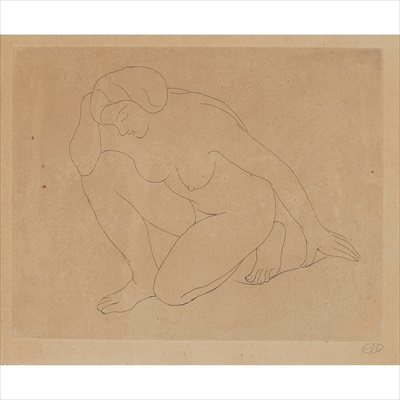 Lot 63 - Aristide Maillol (French 1861-1944)