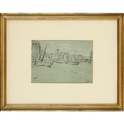 Lot 14-LAURENCE STEPHEN LOWRY (BRITISH 1887-1976)