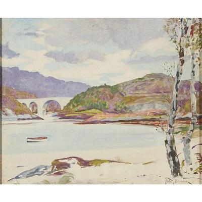 Lot 109 - John Mckirdy Duncan (Scottish 1866-1945)