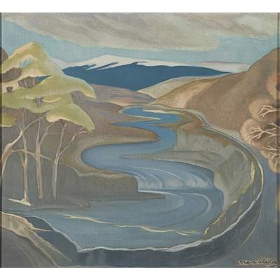 Lot 87 - Cecile Walton (Scottish 1891-1956)