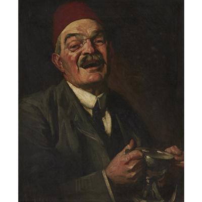 Lot 77 - William Strang R.A., R.P.E. (Scottish 1859-1921)