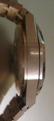 Lot 307 - A gentleman's 18ct gold chronograph, Audemars Piguet