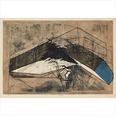 Lot 79 - Seiko Kawachi (Japanese B.1948)
