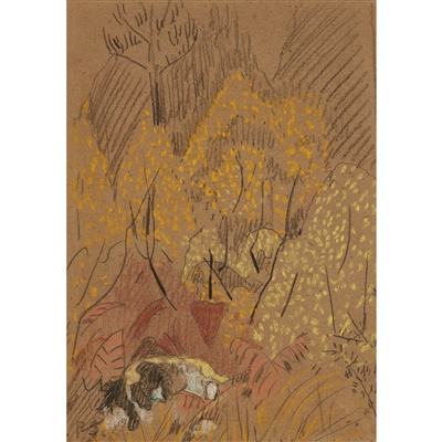 Lot 5-Paul Serusier (French 1864-1927)