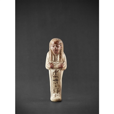 Lot 5-ANCIENT EGYPTIAN SHABTI