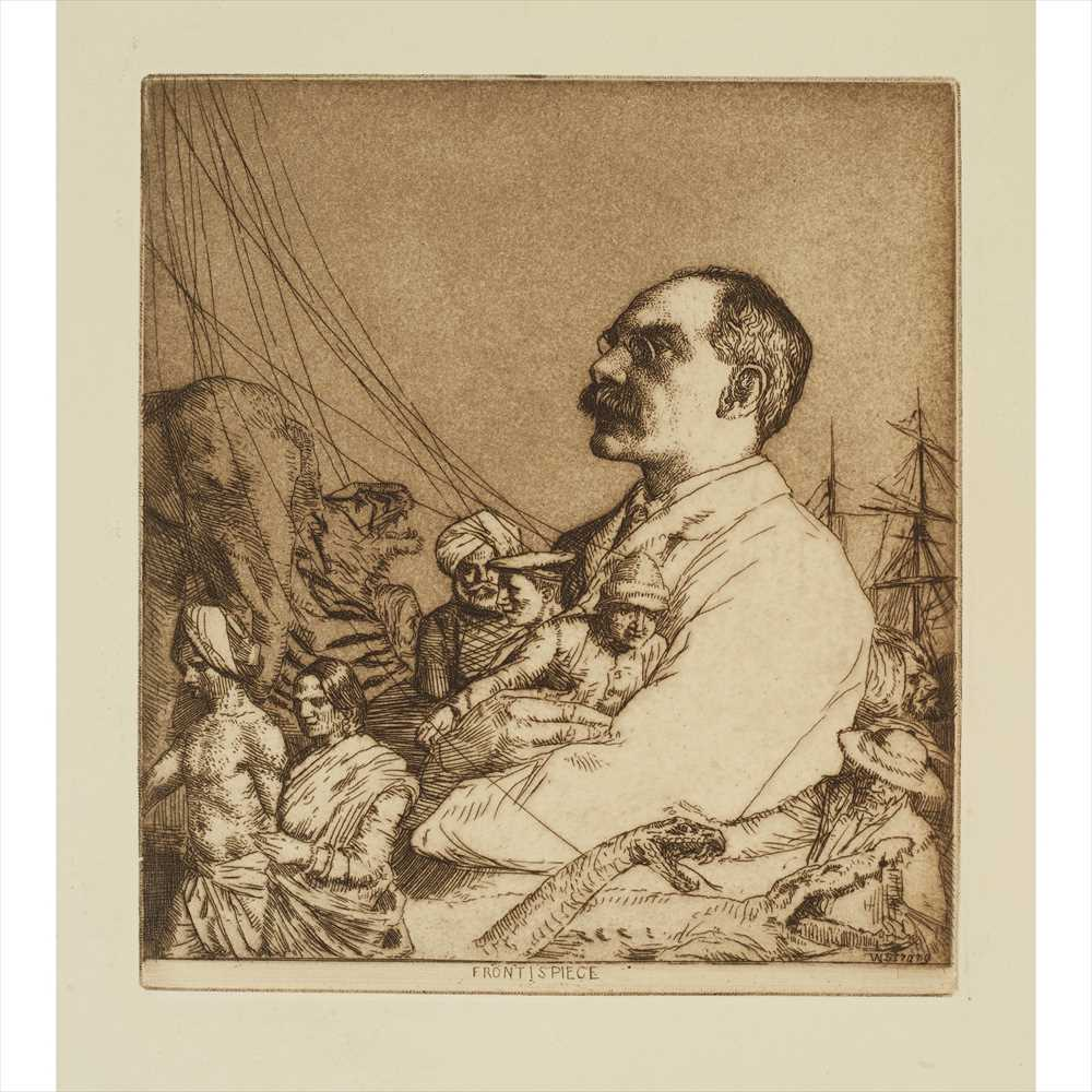 Lot 17-Strang, William - Rudyard Kipling