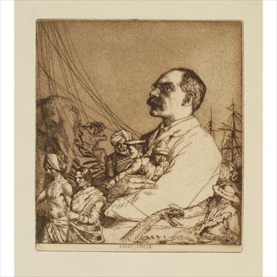 Lot 17 - Strang, William - Rudyard Kipling