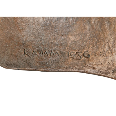 Lot 142-RICHARD KAMM (AMERICAN/ITALIAN 1928-2019)