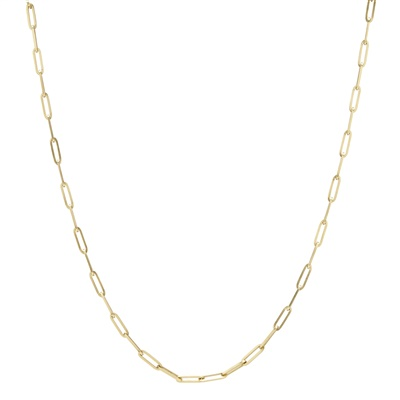 Lot 57 - A fancy link neck chain, Andrew Grima