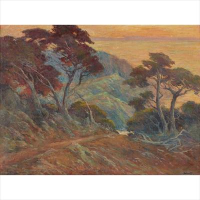 Lot 41 - ALFRED HERMAN SCHROFF (AMERICAN 1863-1939)