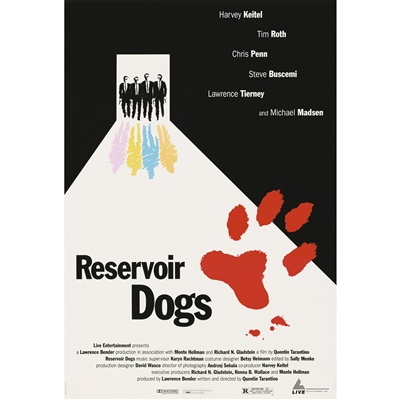 Lot 578-RESERVOIR DOGS