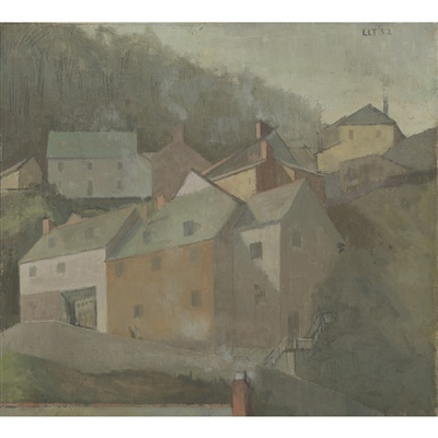 Lot 16-Lawrence Toynbee (British 1922-2002)