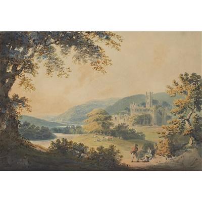 Lot 32-FRANCIS NICHOLSON O.W.S. (BRITISH 1753-1844)