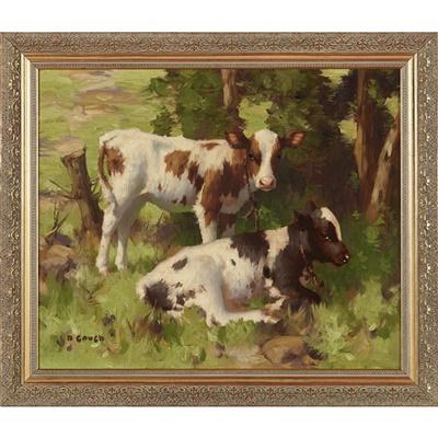 Lot 44-David Gauld R.S.A (Scottish 1865-1936)