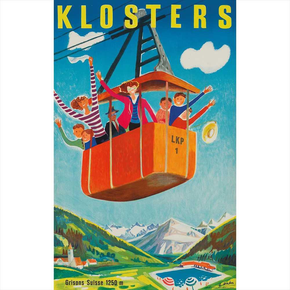 Lot 248-ALEX STOCKER (1926-1951)
