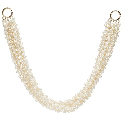 Lot 66 - An eight strand pearl necklace, Paloma Picasso for Tiffany & Co.