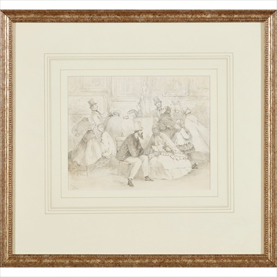 Lot 30 - HENRY TOWNELEY GREEN R.I. (BRITISH 1836-1899)