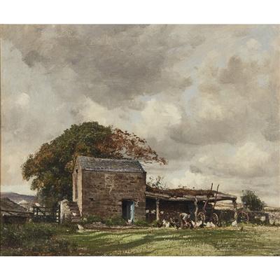 Lot 68 - William Page Atkinson Wells (Scottish 1872-1923)