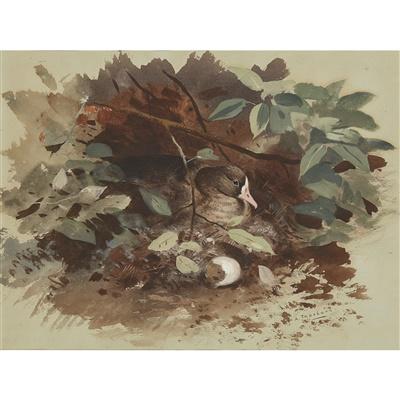 Lot 69 - Archibald Thorburn (Scottish 1860-1935)