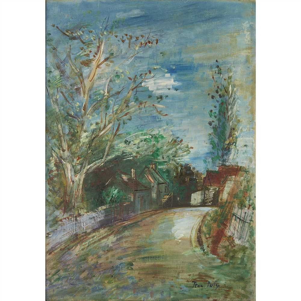 Lot 66 - Jean Dufy (French 1888-1964)