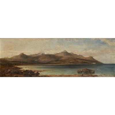 Lot 66 - George Edward Hering (British  1805-1879)