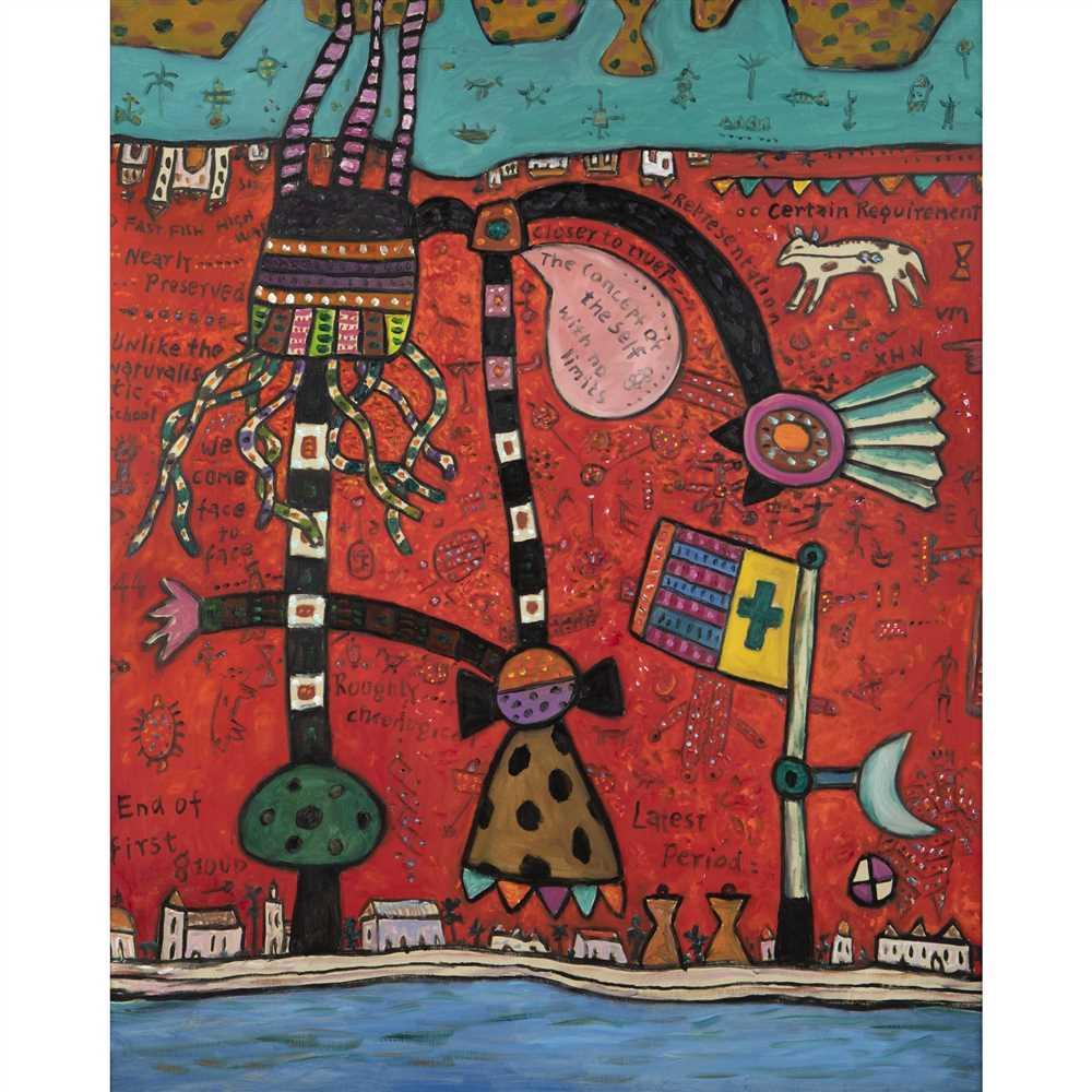 Lot 275 - Alan Davie C.B.E. R.A. H.R.S.A. (British 1920-2014)