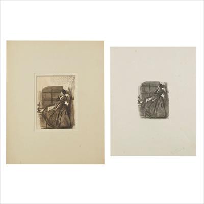 Lot 14 - Millais, John Everett