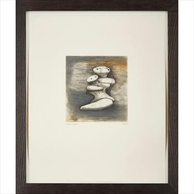 Lot 20-Henry Moore O.M., C.H (British 1898-1986)