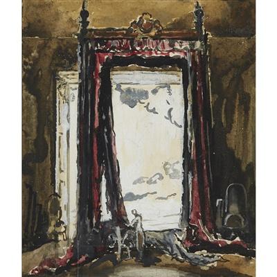 Lot 106 - James Pryde (SCOTTISH 1866-1941)