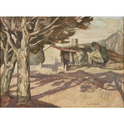 Lot 90 - William Crozier A.R.S.A. (Scottish 1897-1930)