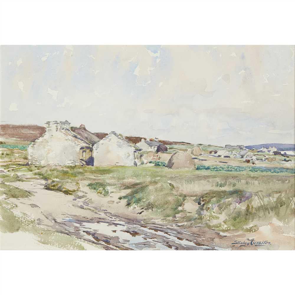 Lot 16-Stanley Cursiter C.B.E., R.S.A., R.S.A (Scottish 1887-1976)